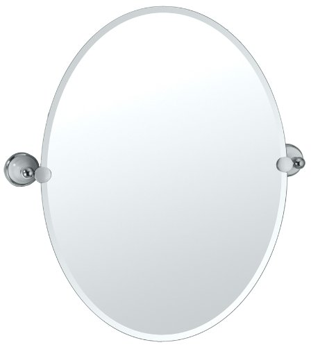 "Gatco Franciscan 26 1/2"" High Tilting Wall Mirror front-1044765"