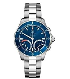 TAG Heuer Men s CAF7110 BA0803 Aquaracer Calibre S Regatta Chronograph Watch