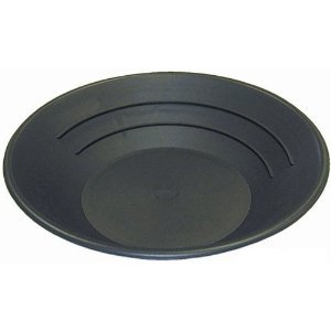 Gold Pan Mining Panning Prospecting for Mineral Miners..... Best Seller on Amazon!