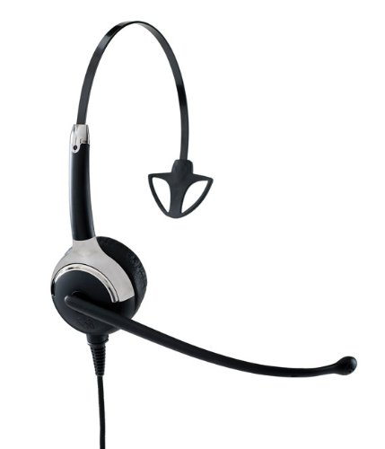 Vxi 203022 Uc Proset 10P Monaural Single-Wire Headset