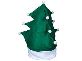 Alsino Weihnachtsmütze Nikolausmütze Tannenbaum Weihnachtsbaum grün 113