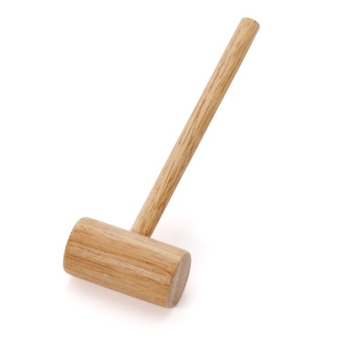 Farberware Seafood Wood Crab Mallet