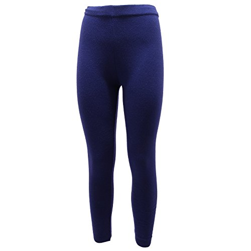 0287Q LEGGINGS CYCLE blu pantalone donna trouser woman [S]