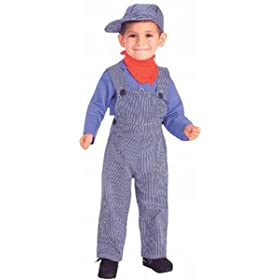 Lil Engineer Child Costume