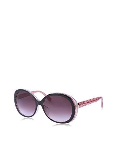 Fendi Gafas de Sol 0001/F/S (56 mm) Negro / Rojo