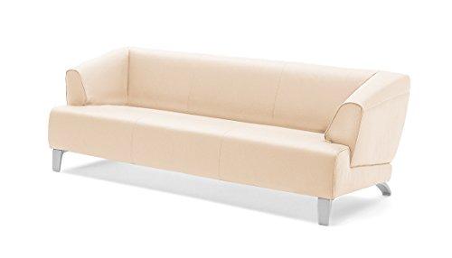 rolf benz sofa modell 2300 sofagarnitur leder creme. Black Bedroom Furniture Sets. Home Design Ideas
