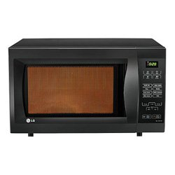 LG MC2844EB 28-Litre 3100-Watt Convection Microwave Oven (Black)