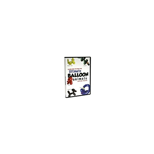 Ultimate Balloon Animals & More - DVD by Magic Makers