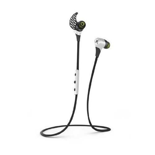 New Jaybird Bluebuds X Bbx1Sw White Bluetooth Sports Earbuds Headset Headphones
