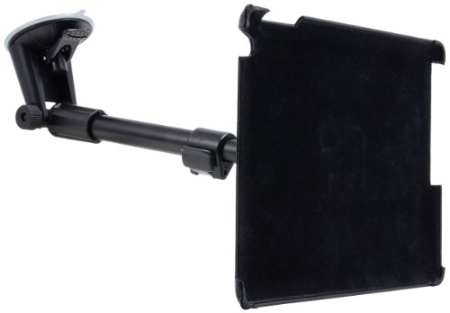 Arkon IPM2-CM117 14.5-Inch to 18.5-Inch Extending Rigid Windshield Mount for iPad 2