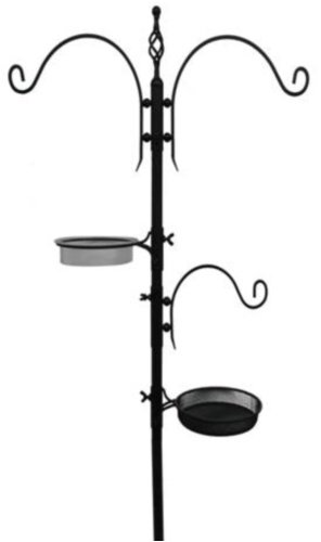 Deluxe Bird Feeding Station by Backyard Expressions