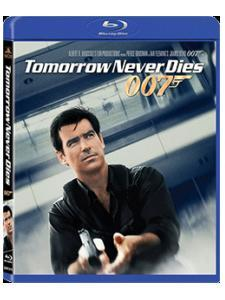 """Tomorrow Never Dies"" is the second James Bond film with Pierce Brosnan in the lead role."