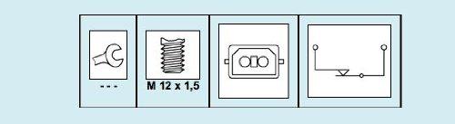 Facet 7.1087 Interruptor luces freno