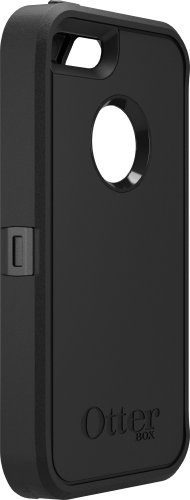 Best Price OtterBox Defender Series Case for iPhone 5S - Retail Packaging - Black