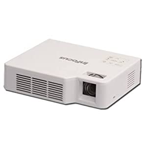 InFocus IN1144 DLP Projector 720p HDTV 16:10 1280x800 WXGA 10000:1 500 lumens HDMI USB VGA Speaker