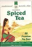 Palanquin Spiced Tea 80 Tea Bags