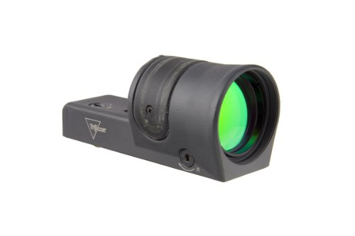 Reflex Rx34 1X 42Mm Amber 4.5 Moa Dot Reticle, Sniper Gray