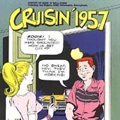 Original album cover of Cruisin' 1957 by Cruisin'