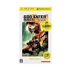 GOD EATER BURST (ゴッドイーター バースト) PSP the Best
