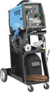Clarke 130EN Mig/Fluxcore 110V Welder Gas/No Gas KIT by Clarke