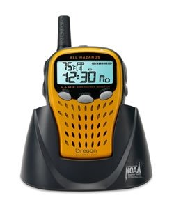 Oregon Scientific WR113 Weather Radio with Temperature and Freeze Alarm by Oregon Scientific
