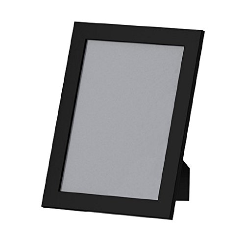 ikea nyttja frame for picture size 8 1 2 x 11 39 39 black new ebay. Black Bedroom Furniture Sets. Home Design Ideas