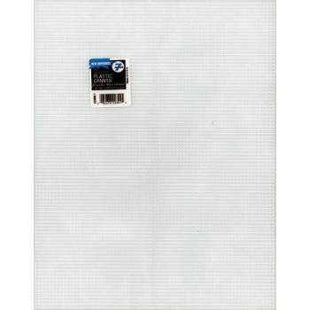 Darice Mesh Plastic Canvas - Clear - 10.5 x 13.5 - 1