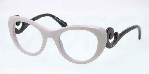 pradaPrada PR06QV Eyeglasses-QE0/1O1 Gray-51mm