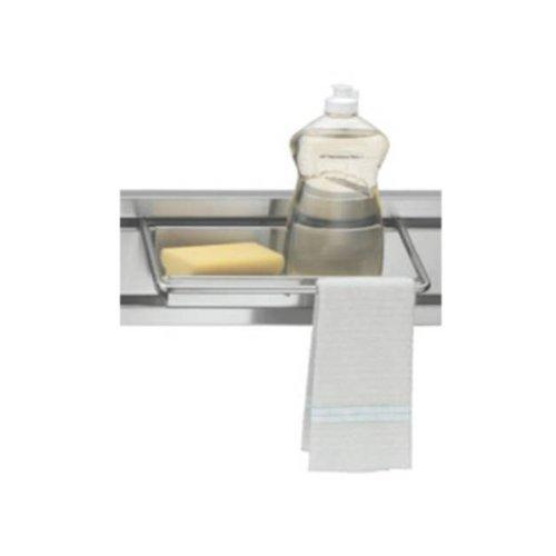 Franke Ak-21S Rail System Wash-Up Shelf front-215449