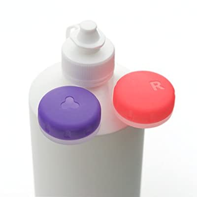 KABACLIP Contact Lens Case 3-pk