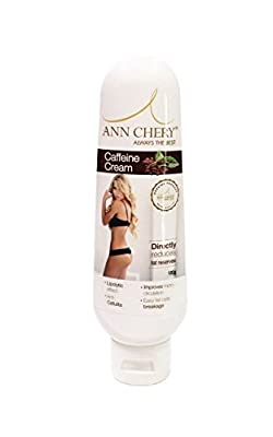 Ann Chery Caffeine Cream - Slimming And Toning Cream Reduces Cellulite Appearance