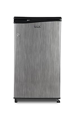 Sansui SC091P Direct Cool Refrigerator (80 Ltrs, Silver Hairline)