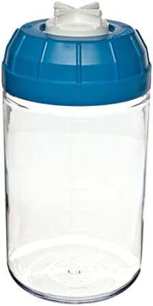 Nalgene Polycarbonate Centrifuge Bottle with Screw Closure/Silicone Gasket