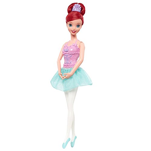 Disney DISNEY PRINCESS Ballerina Doll ARIEL (Multicolor)