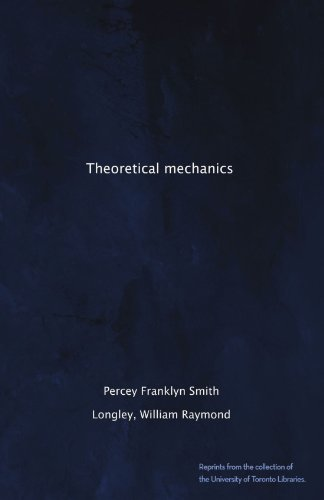 Theoretical Mechanics