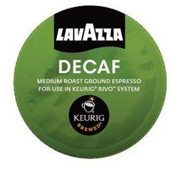 Lavazza Decaf, Espresso Packs For Keurig Rivo Systems