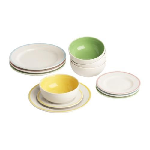 ikea-duktig-plate-bowl-12-pack