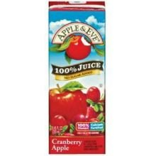 Apple And Eve Cranberry Apple Juice, 64 Ounce -- 8 Per Case. front-1029588