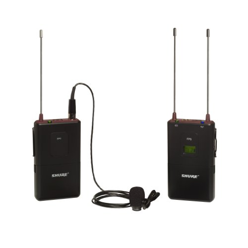 Shure Fp15/83 Combo Wireless System, G4