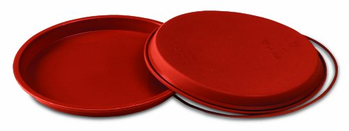 Silikomart Silicone Classic Collection Pizza Pan, 11-Inch
