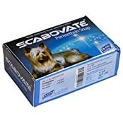All4pets Scabovate Anti Tick And Flea Dog Soap 75 Gm (pack Of 2)