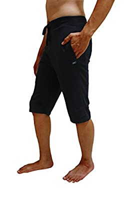Yoga[Addict]™ Men Yoga Shorts, Comfortable Pants, For Any Yoga, Pilates