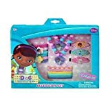 Disney Doc McStuffins Girls 15 Piece Jewelry and Hair Accessory Gift Box Set