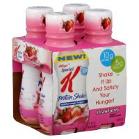 Berry Protein Shake front-903959