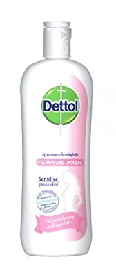 Dettol feminine wash sensitive 220 ml