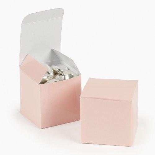 Mini Light Pink Gift Boxes (2 dz)