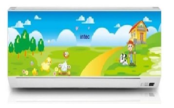 Intec IKAC-12K3CK043 1 Ton 3 Star Air Conditioner