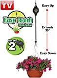 Easy Reach Plant Pulley(Set of 2)