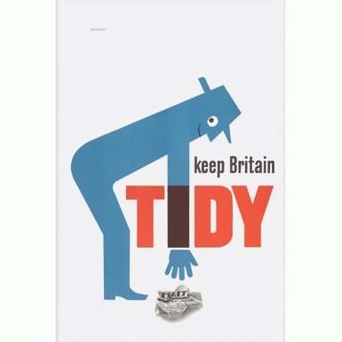 Keep Britain Tidy Mounted Print||EVAEX