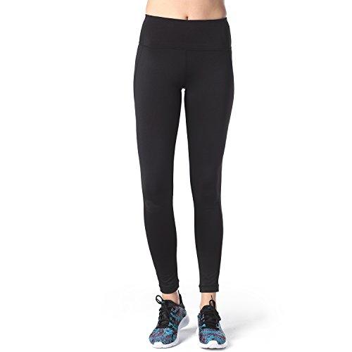 Lapasa-Donne Pantaloni di yoga sport fitness in esecuzione collant a compressione lenggings formazione pantaloni palestra sport jogging pantaloni.